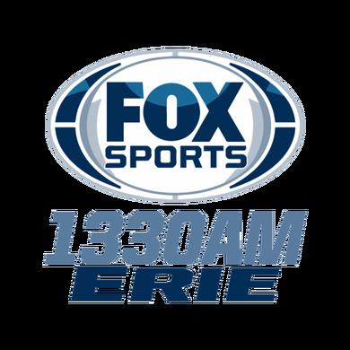 FOX Sports 1330 AM Erie logo