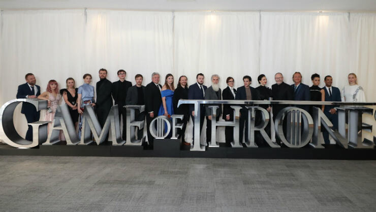 'Game Of Thrones' Cast Pen Emotional Farewells To The HBO Series | iHeartRadio