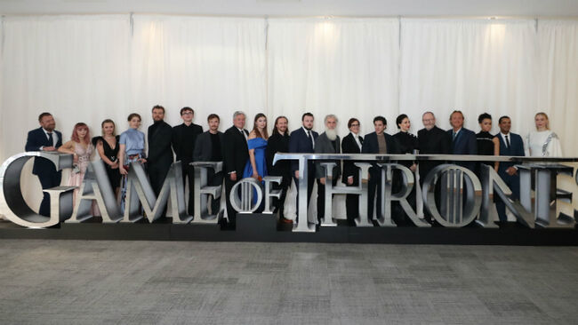 'Game Of Thrones' Cast Pen Emotional Farewells To The HBO Series