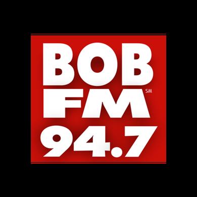 947 Bob FM logo