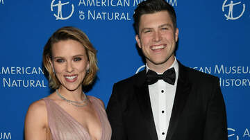 Entertainment News - Scarlett Johansson &  Colin Jost Announce Engagement