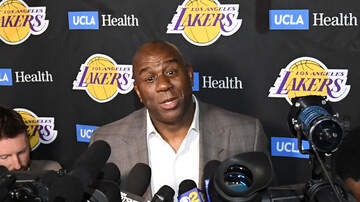 Big Boy's Neighborhood - Magic Johnson Just Revealed Who at the Lakers Was Talking Behind His Back!
