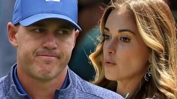 John Elliott - Brooks Koepka Snubs Girlfriend's Attempt to Kiss Him at PGA Championship
