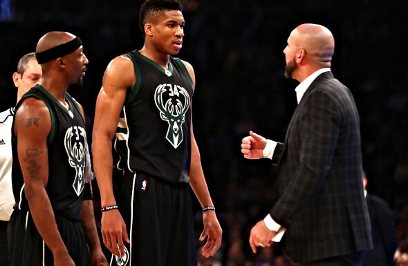 Lakers Reportedly Hired Jason Kidd to Lure Giannis to Los Angeles in 2021