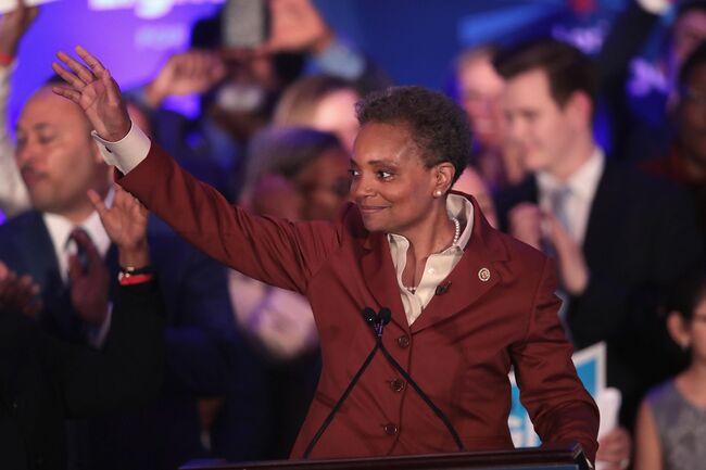 Lori Lightfoot Wins Chicago Mayoral Race