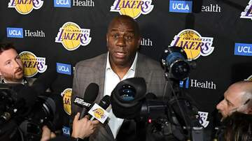 FOX Sports Radio - Magic Johnson Opens Up About Why He Abruptly Quit The Lakers