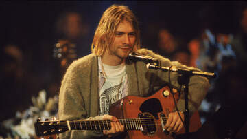 iHeartRadio Music News - Set List Handwritten By Kurt Cobain On A Plate Sells For Over $22,000