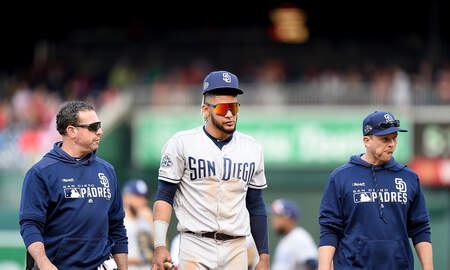 Costa and Richards - Kevin Acee Gives An Updated Timetable On Fernando Tatis Jr.