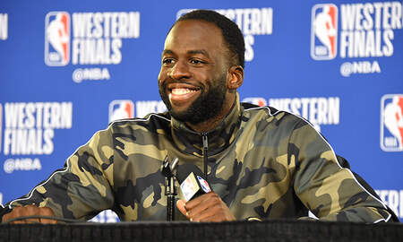 Sports Top Stories - Draymond Green Caught His Son Flopping, Told Him To Stop Watching The NBA