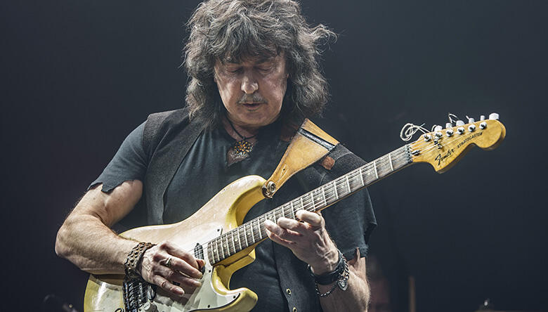 """Ritchie Blackmore's Rainbow Releases New Song """"The Storm"""""""