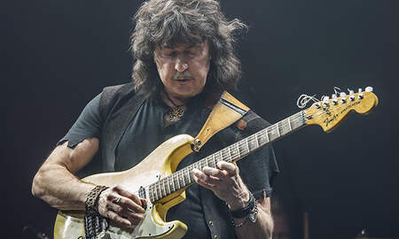 Rock News - Ritchie Blackmore's Rainbow Releases New Song The Storm