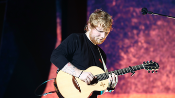 Headlines - Ed Sheeran Teases New Song 'Cross Me' Featuring 2 Mystery Collaborators