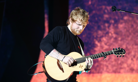 Entertainment News - Ed Sheeran Teases New Song 'Cross Me' Featuring 2 Mystery Collaborators