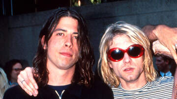 iHeartRadio Music News - Dave Grohl Says Relationship With Kurt Cobain Was Weird Towards The End