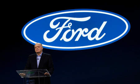 National News - Thousands of Ford Motor Co. Workers Will Be Laid Off, Company's CEO Says