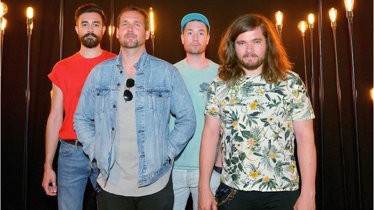 Bastille Performs in London Exclusively For Hilton Honors