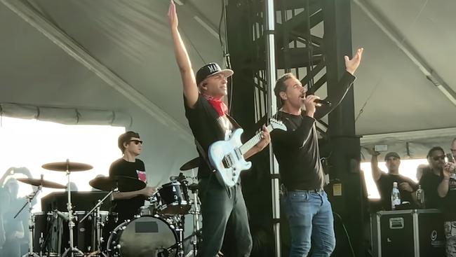 Serj Tankian Joins Tom Morello For Chris Cornell Tribute: Watch