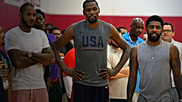 FOX Sports Radio - Kevin Durant and Kyrie Irving Would Never Fit Together in New York