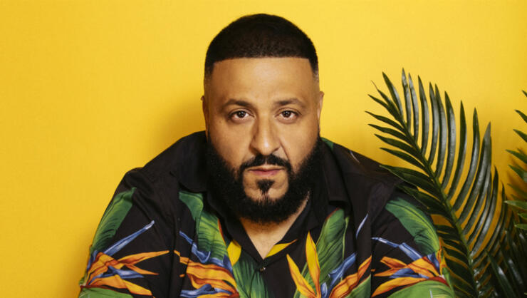 DJ Khaled Remembers Nipsey Hussle During iHeartRadio Album