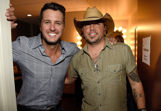 9th Annual ACM Honors - Backstage And Audience