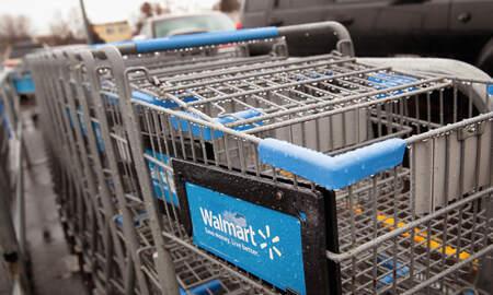 Bill Reed - The Shopping Cart Flasher Strikes Again!