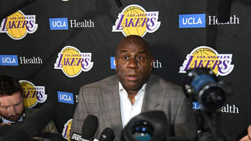 The Bottom Line - Magic Johnson Was Throwing Everyone Under The Bus On TV