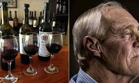 Glenn Hamilton - Bottoms Up! New Study Reveals Wine Can Offset Dementia