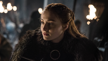 Entertainment News - Sophie Turner Had A Game Of Thrones Spoiler Tattooed On Her Arm For A Year