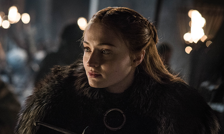 Trending - Sophie Turner Had A Game Of Thrones Spoiler Tattooed On Her Arm For A Year