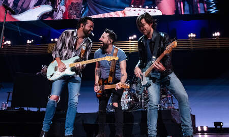 Music News - Old Dominion Reveals New Album Is Complete