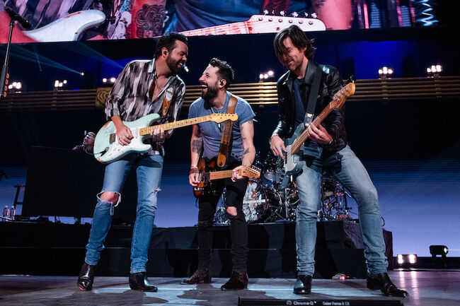 Old Dominion Reveals New Album Is Complete