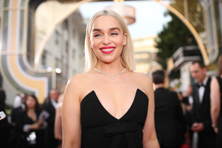 Emilia Clarke's Reaction To Shocking Last 'GoT' Scene: I Stand By Daenerys | iHeartRadio
