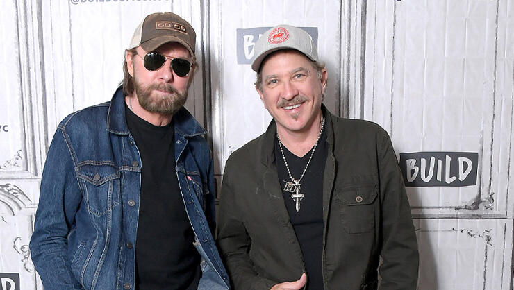 Want To Be An Audience Member For 'CMT Crossroads' Featuring Brooks & Dunn?   iHeartRadio