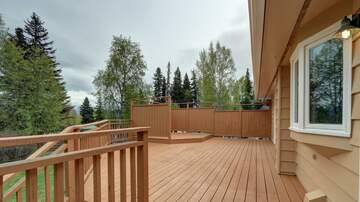 Mark and April - Welcome to your new back deck!
