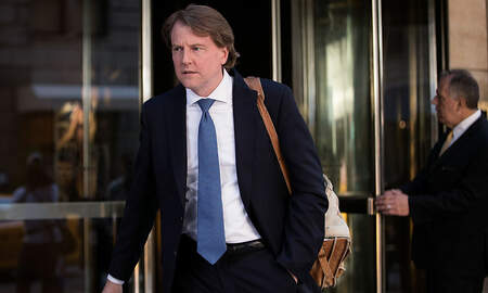 National News - Former White House Counsel Don McGahn Defies House Subpoena on Obstruction