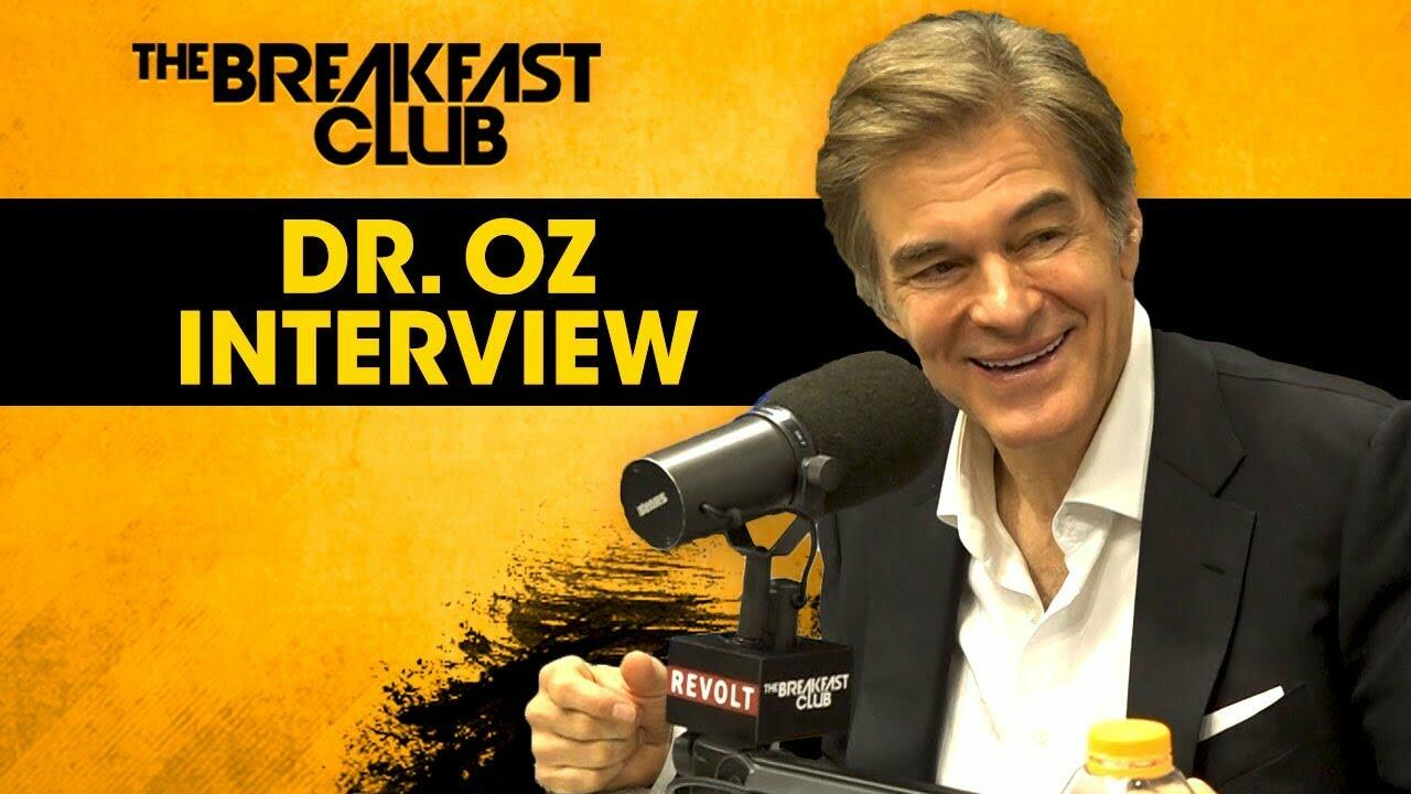 This Week On The Breakfast Club Dr. Oz, Shaggy + More!