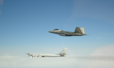 National News - U.S. Intercepts Russian Bombers, Fighter Jets Off Coast of Alaska