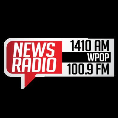 News Radio 1410 logo