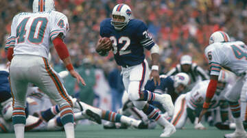 National News - Buffalo Bills Player To Wear O.J. Simpson's Number 32