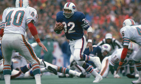 Sports Top Stories - Buffalo Bills Player To Wear O.J. Simpson's Number 32