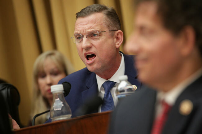 House Judiciary Committee ranking member Rep. Doug Collins (R-GA)