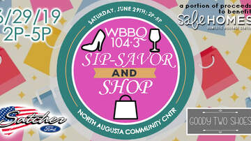 None - Sip Savor & Shop with WBBQ!