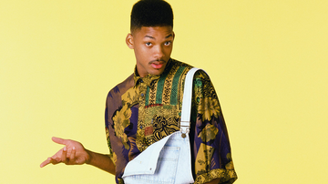 Entertainment News - Will Smith's 'Fresh Prince' Persona Inspired His Take On Aladdin's Genie