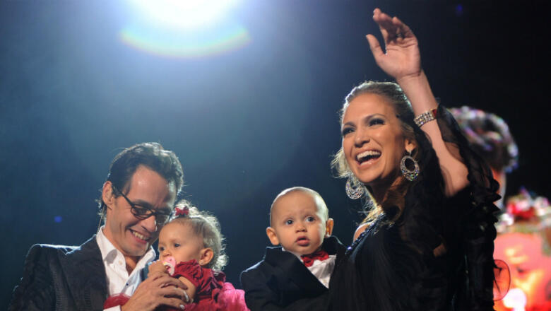 Marc Anthony Opens Up About His & J.Lo's Daughter's Passion For Singing
