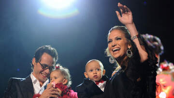 iHeartRadio Music News - Marc Anthony Opens Up About His & J.Lo's Daughter's Passion For Singing