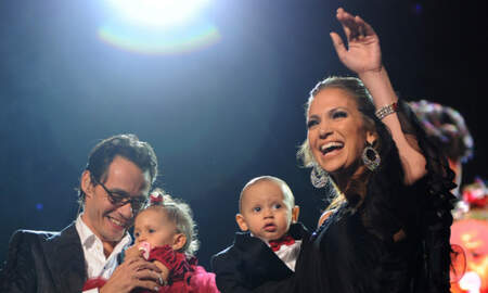 Trending - Marc Anthony Opens Up About His & J.Lo's Daughter's Passion For Singing