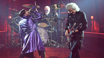 iHeartRadio Music News - Adam Lambert Isn't Interested In Making New Queen Music: Queen Is Freddie