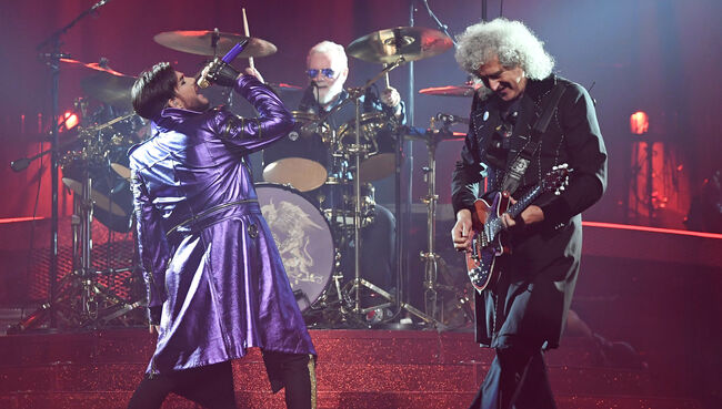 "Adam Lambert Isn't Interested In Making New Queen Music: ""Queen Is Freddie"""