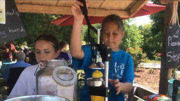 National News - Sisters Open Lemonade Stand To Help Pay Off Friends' Lunch Debt