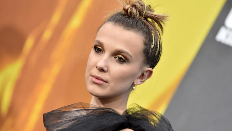 Millie Bobby Brown Recalls 'Soul-Breaking' Experience Being Bullied | iHeartRadio